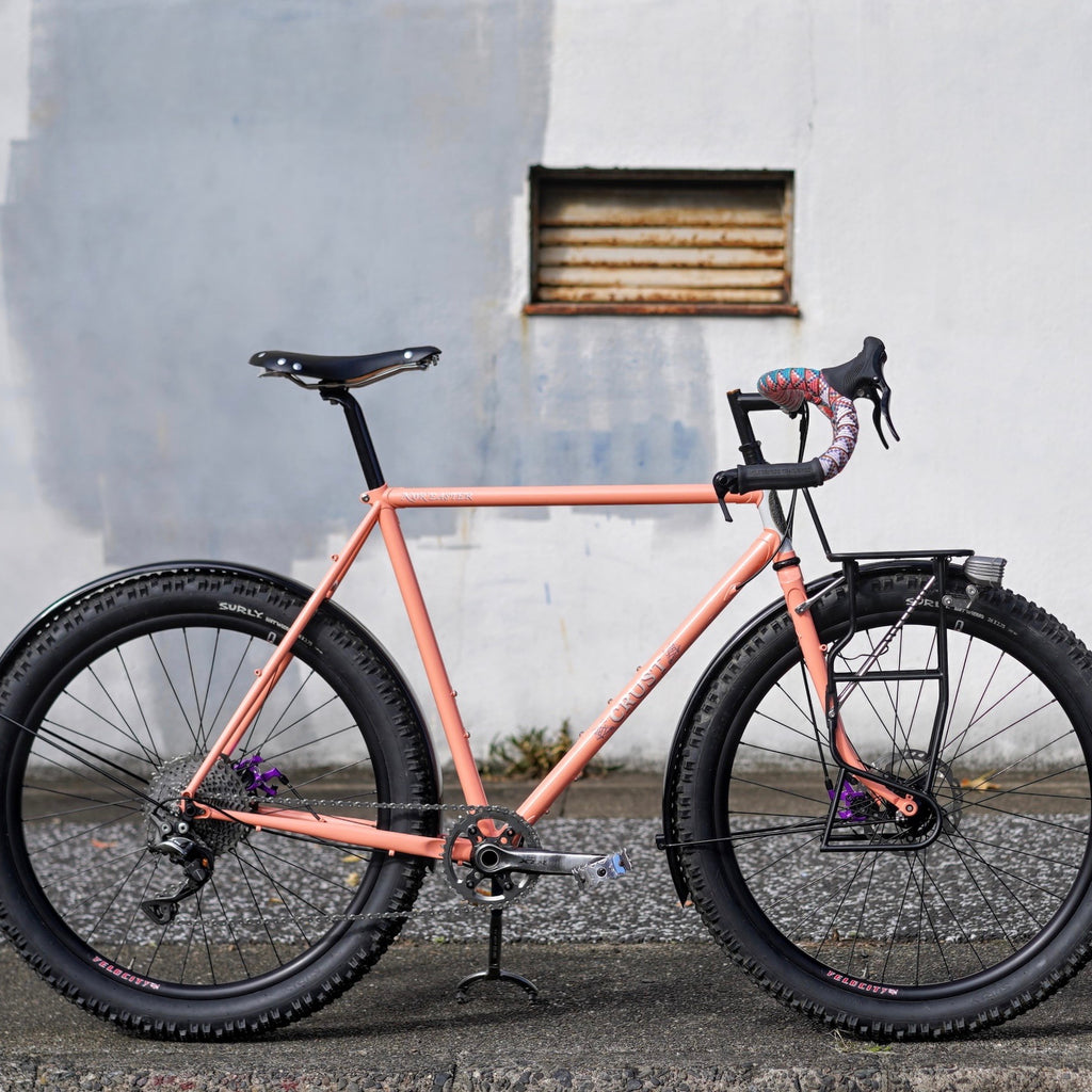 CRUST BIKES Nor' Easter Frame Set