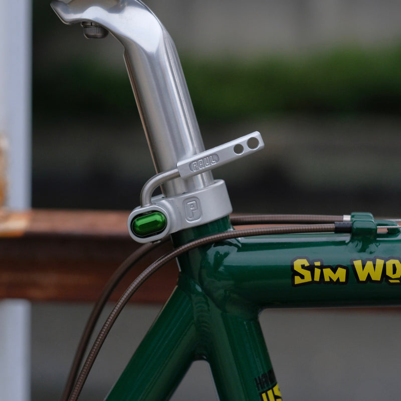 PAUL COMPONENT Quick Release Seat Post Collar【SimWorks Edition】