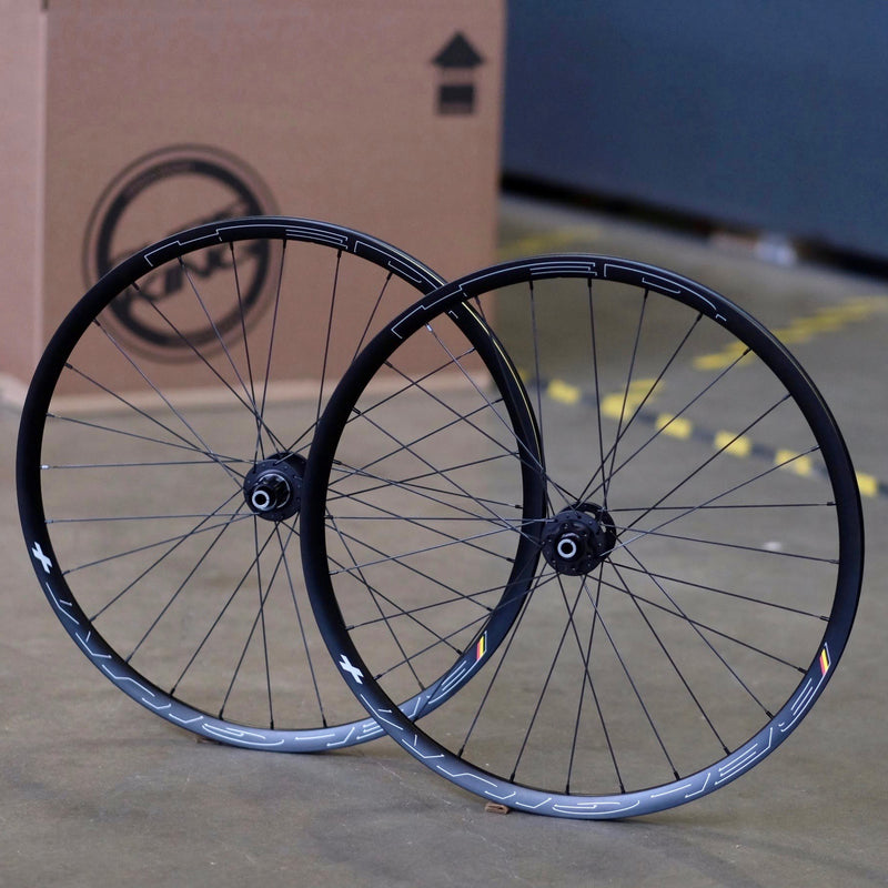 HED Belgium Plus 650B Disc Brake Clincher Rim
