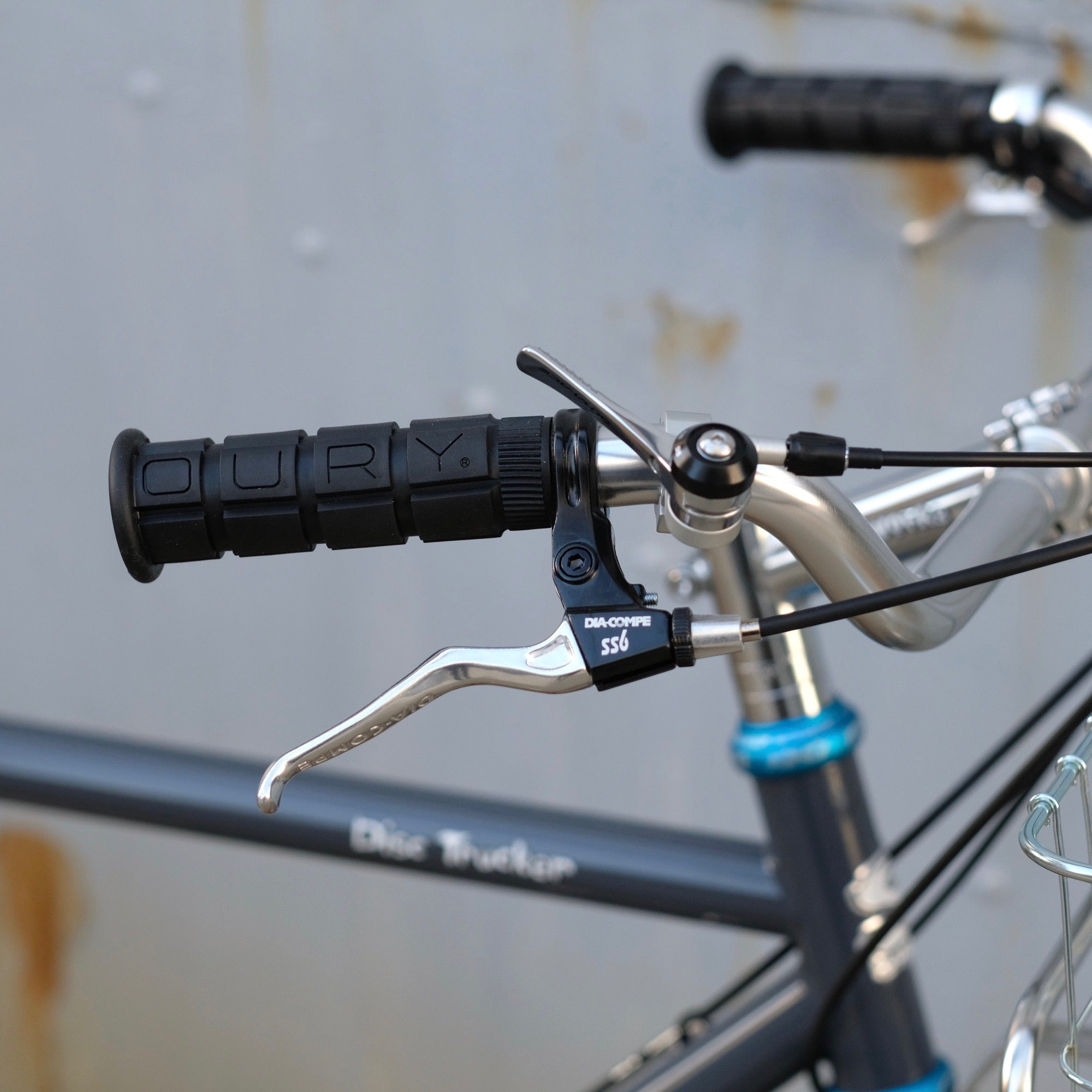 Dia-Compe SS-6 MTB levers 22.2mm