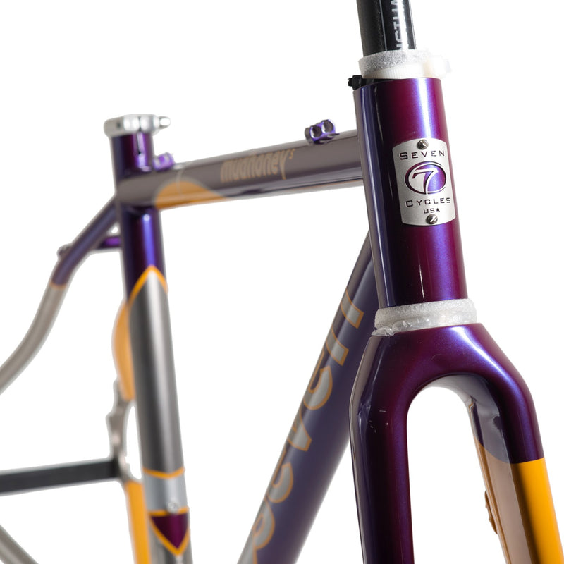 "SEVEN CYCLES  ""The Circle""  MudHoney CX Racer"