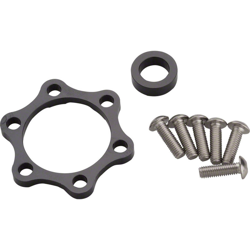 PROBLEM SOLVERS Booster Rear Wheel Adapter Kit