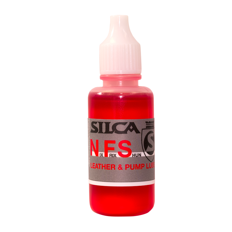 SILCA Nfs Leather Conditioner and Pump lubricant