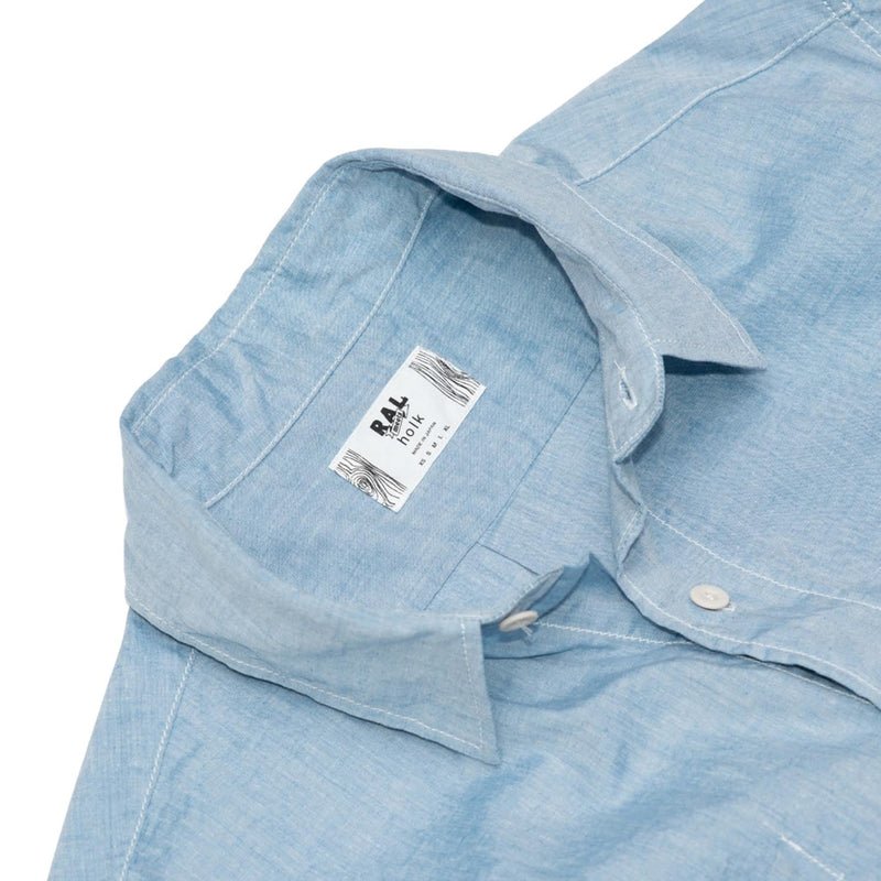 RAL Player Shirt Chambray