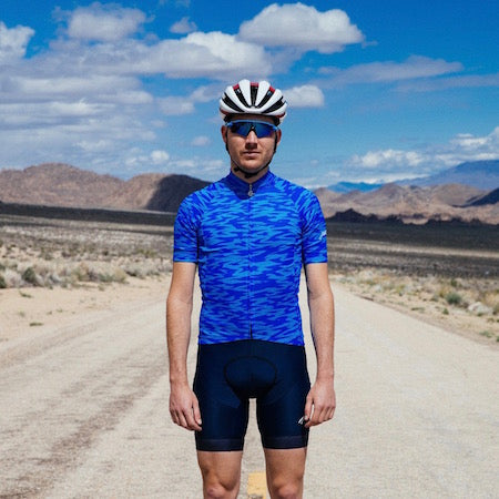 TEAM DREAM BICYCLING Team Dream x Devon Tsuno Mash Up Jersey
