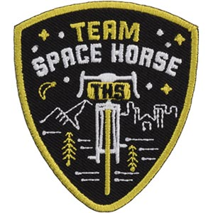 ALLCITY Team Spacehorse Patch