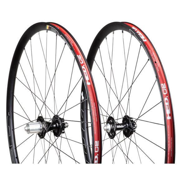 CHRIS KING Custom Wheel Set HED Belgium Plus Disc R45D 700C 28/28