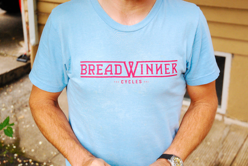 BREAD WINNER CYCLES Logo T-Shirt