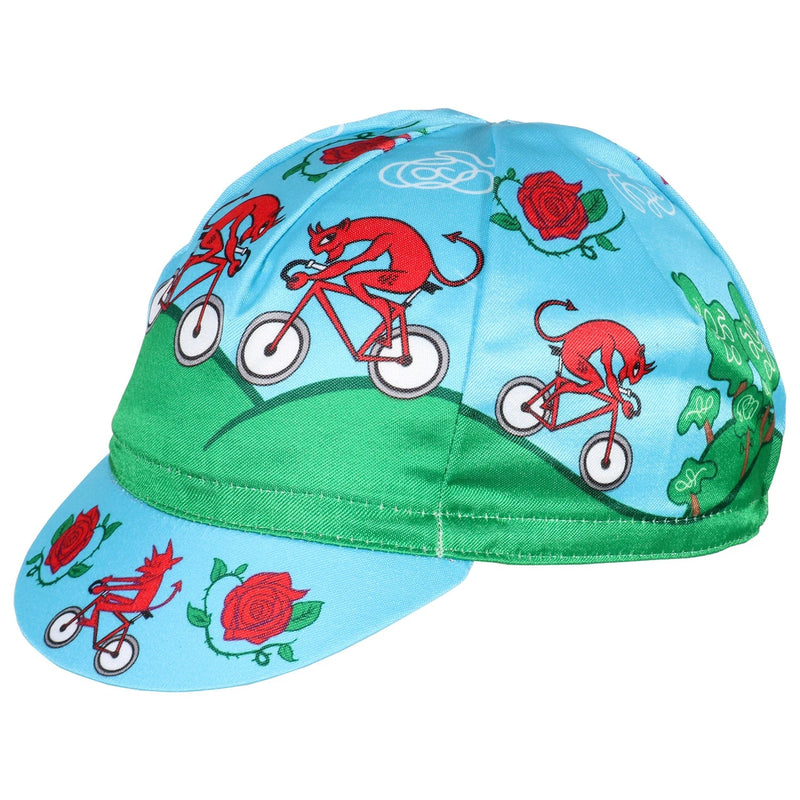 CINELLI Cycling Cap by Massimo Giacon