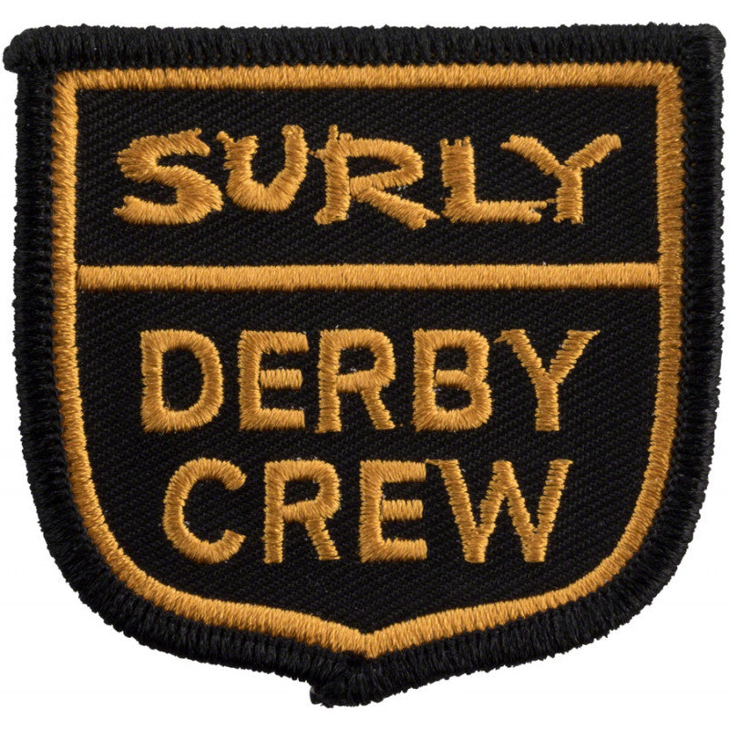 SURLY Patch Derby Crew