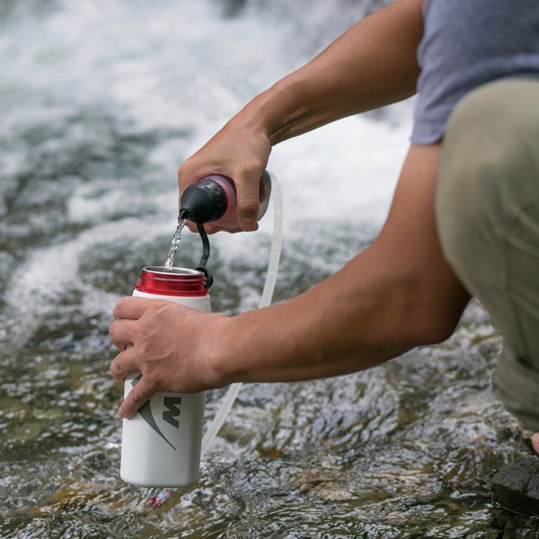 MSR Pocket Sized Water Filter