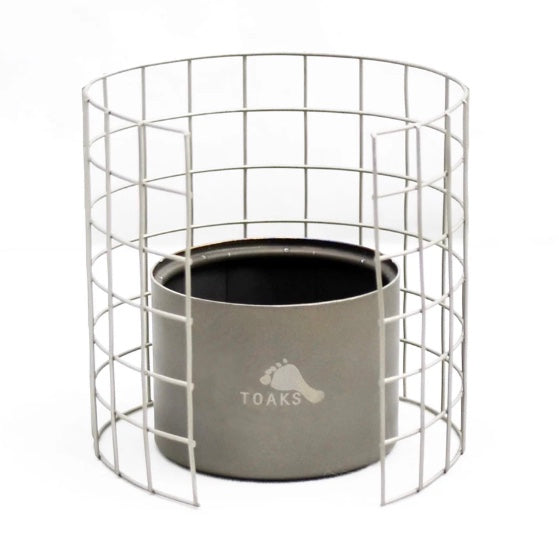 TOAKS Titanium Alcohol Stove Set