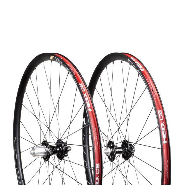 GORILLA SPUN Order Made Wheel for HED Belgium Plus Clincher: Road / Cyclocross / Gravel Disc Brake