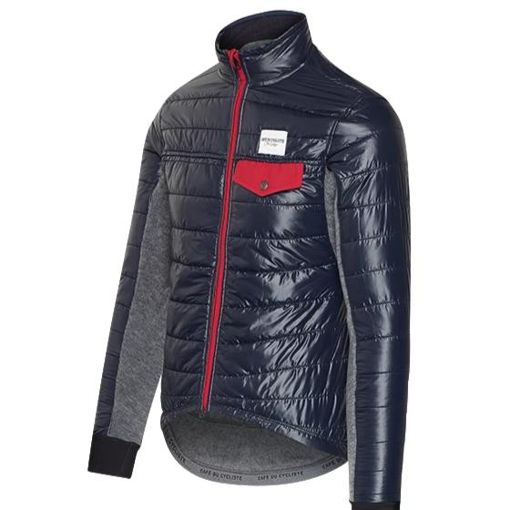 CAFE DU CYCLISTE M's Albertine Down Jacket