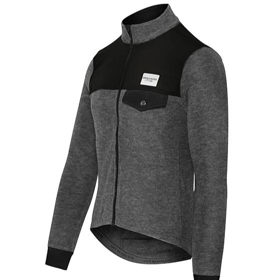 CAFE DU CYCLISTE M's Alphonsine Fleece Jersey