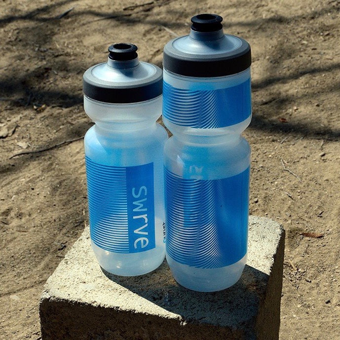 SWRVE Moire Wave Purist Water Bottle