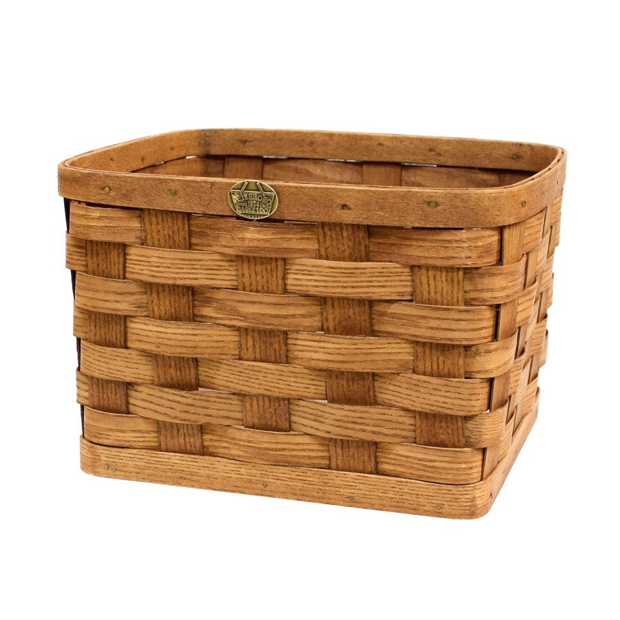PETERBORO Bicycle Rear Basket