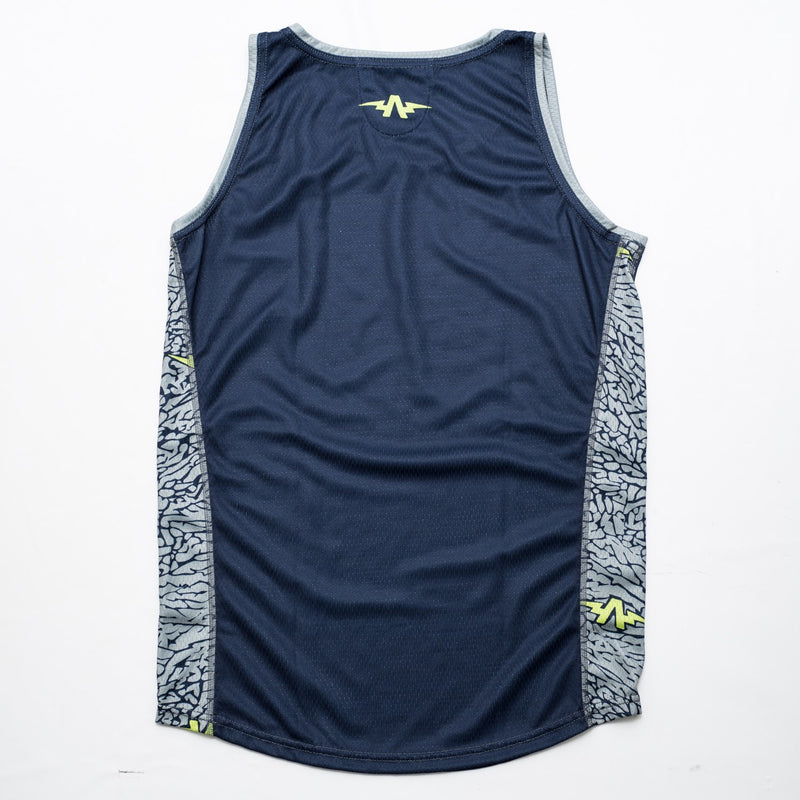 THE ATHLETIC M's Rhino Running Top