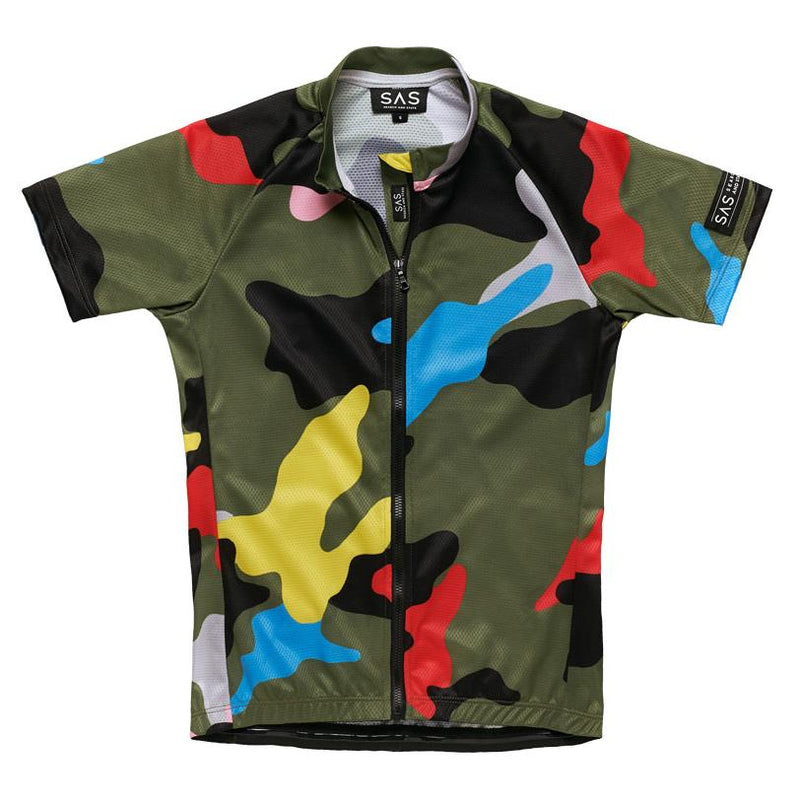 SEARCH AND STATE LTD S1-A W's Riding Jersey Limited
