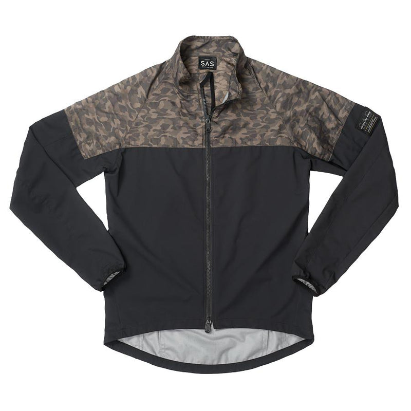 SEARCH AND STATE S1-J Camo Colorblock Riding Jacket