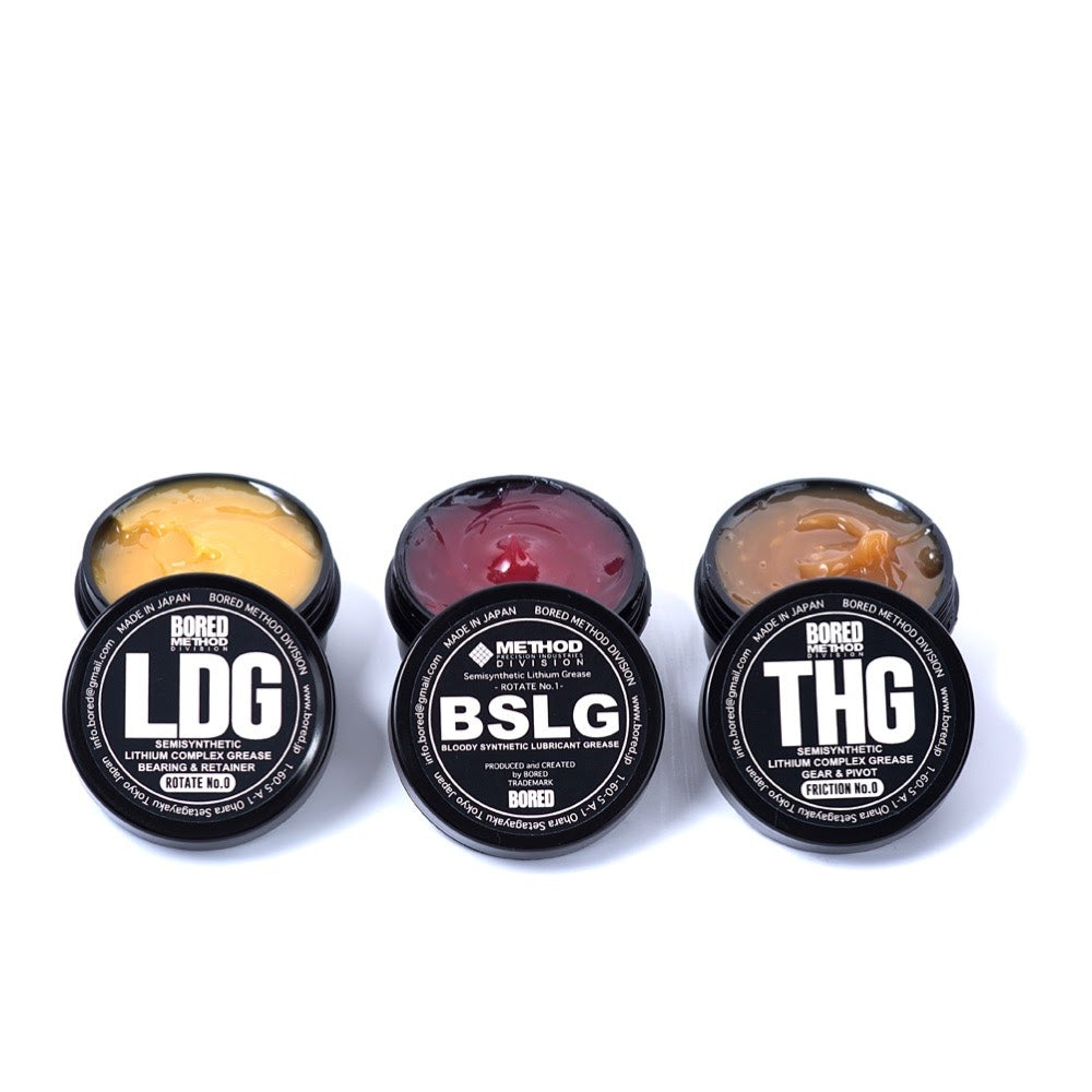 BORED Bslg (Bloody Synthetic Lubricant Grease)
