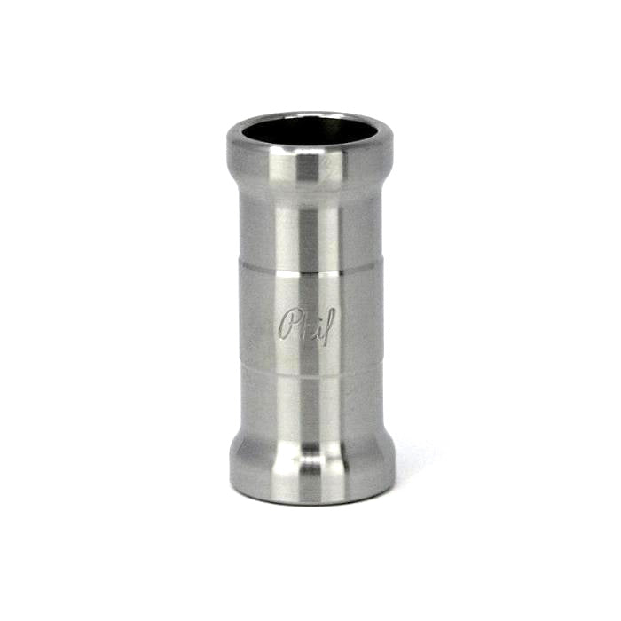 "PHIL WOOD The ""Hun"" Stainless Shot Glass"