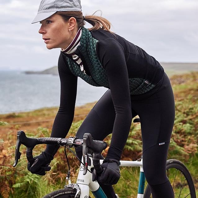 CAFE DU CYCLISTE W's Therese Winter Tights