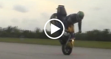 MATT GORKA ROLLS 900FT STOPPIE