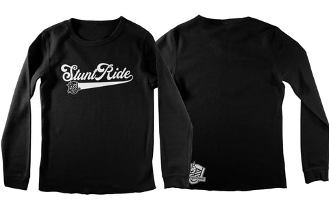 T-SHIRT - STUNTRIDE BASEBALL DESIGN