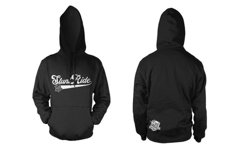 HOODIE - STREETFIGHTERZ SQUARE (RED PRINT)