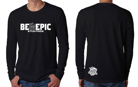 LONGSLEEVE - BIKELIFE WORD ART (FRONT ONLY)