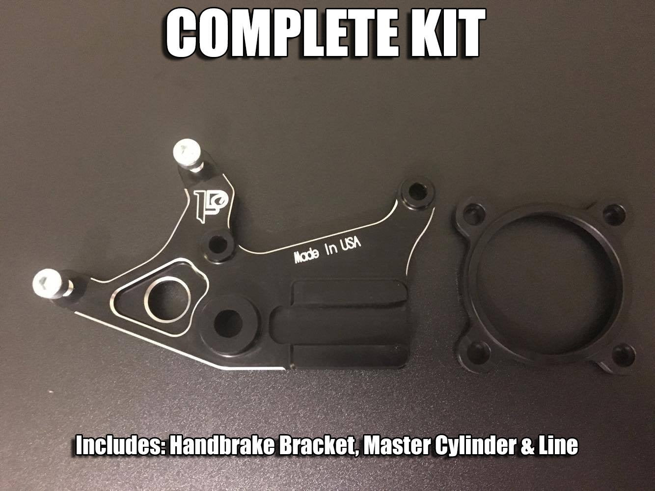 Perfect Stranger Kawasaki Z125 Handbrake Complete Kit - Tacticalmindz.com