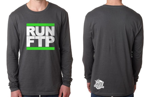 LONGSLEEVE - RUN FTP