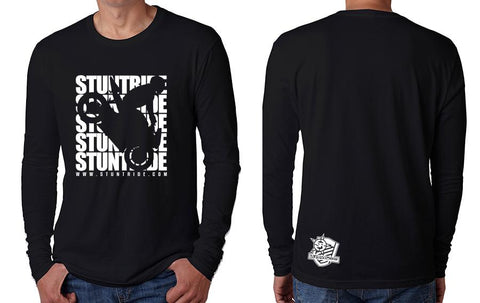 LONGSLEEVE - BIKELIFE WORD ART