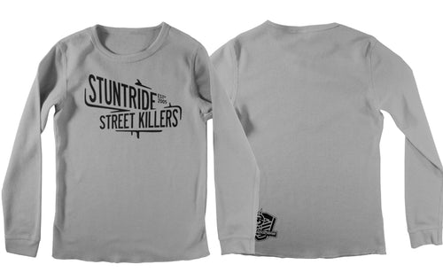 THERMAL - STREETKILLERS (BLACK PRINT)