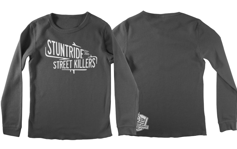 THERMAL - STREETKILLERS (WHITE PRINT)