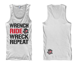 TANK - WRENCH RIDE WRECK REPEAT