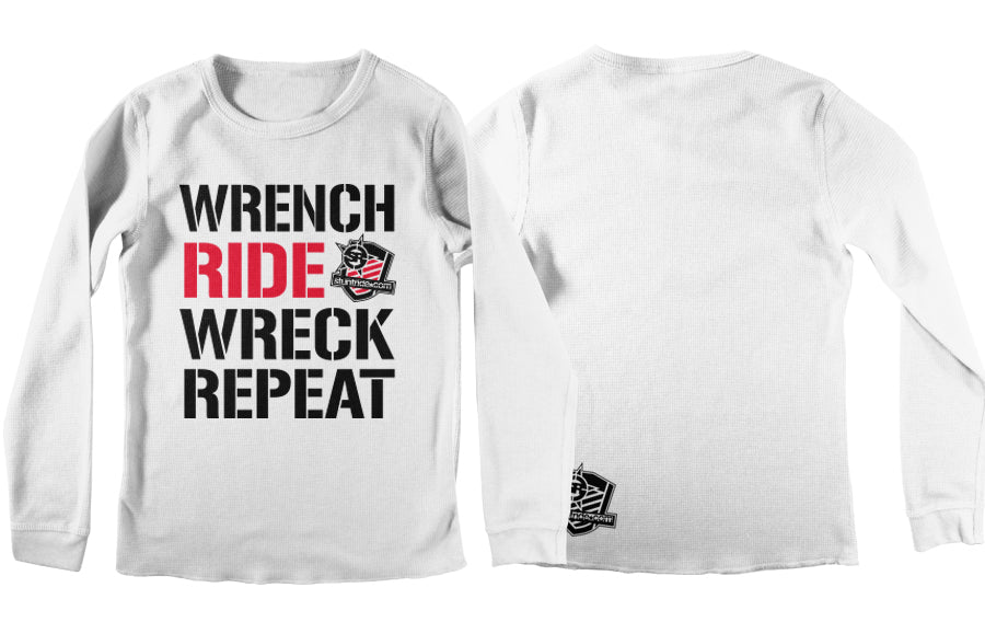 THERMAL - WRENCH RIDE WRECK REPEAT