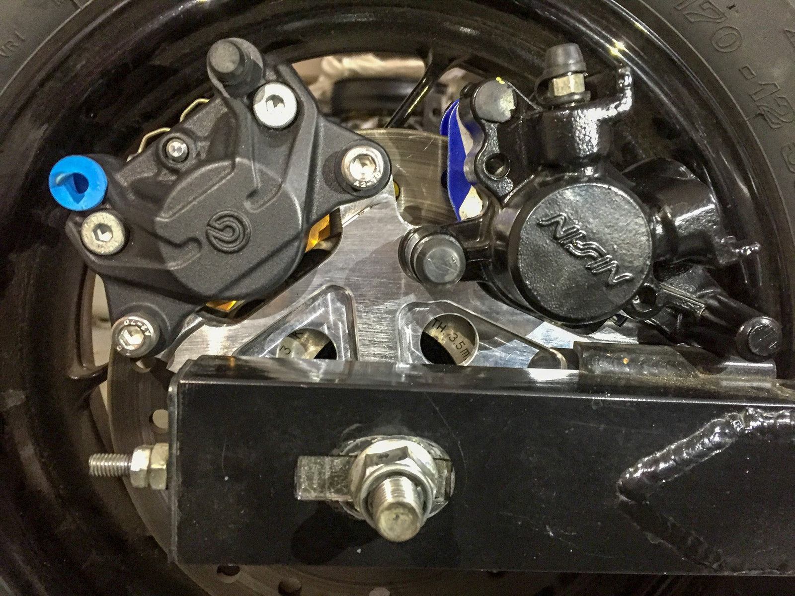 Perfect Stranger Honda Grom OEM Handbrake Complete Kit - Tacticalmindz.com