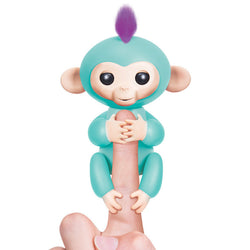 6 Colors Electric Finger Monkey