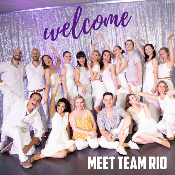 Hello and welcome to our Dance for Life Tribe, the Rio Rhythmics Community.