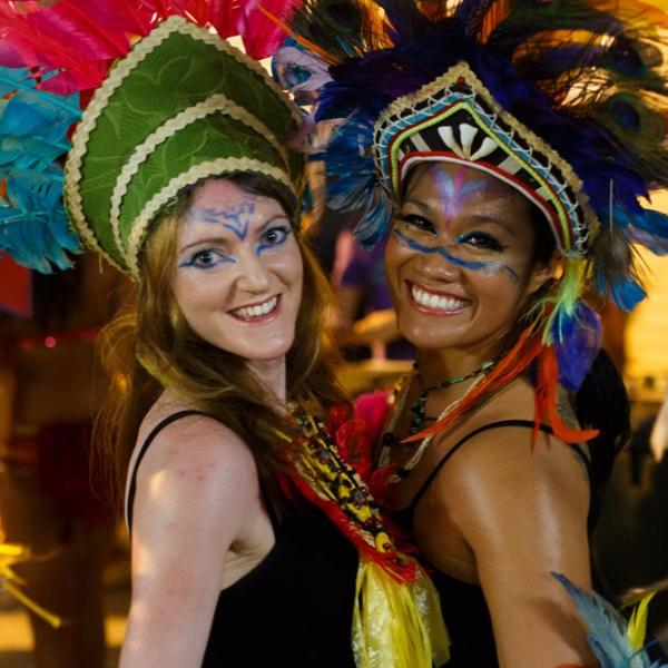 Term 4 | Thursdays 7.40pm | Samba no Pe Starter | Starts from 24 Oct