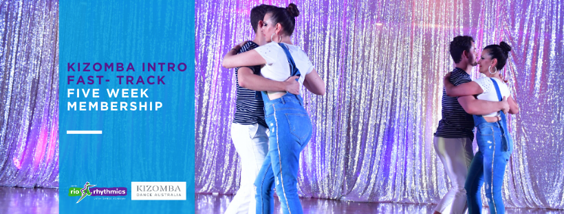Kizomba Intro Fast-Track | 5wks | Sun 3pm | Starts 26 April 2020