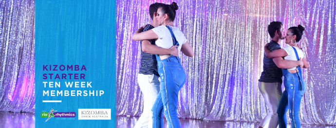 EVENT FINISHED - Kizomba Starter Specialty Course | 10 wks | Sun 3pm | Starts 12 Jan