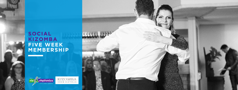 Social Kizomba Specialty Course | Open Level | 5wks | Fri 6pm | Starts 20 March