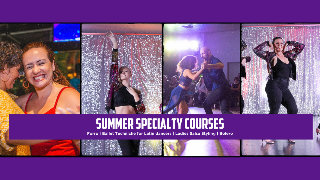 Summer Specialty Courses