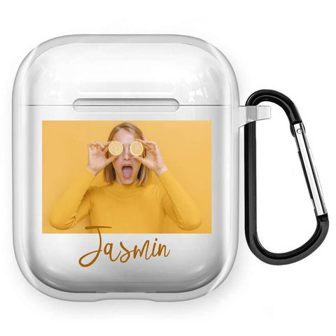 Custom Airpods Case Any Photo Image