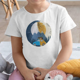 Custom Sequin Kids T-Shirts (double sided)