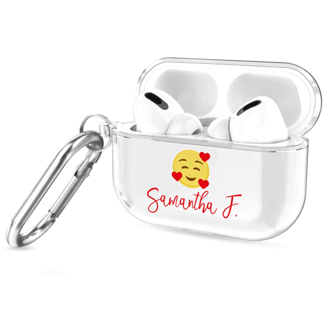 Custom Airpods Pro Case - Emoji Edition