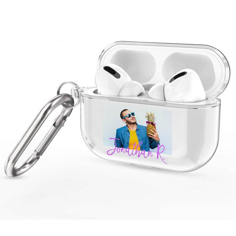 Custom Airpods Pro Case - Any Photo!